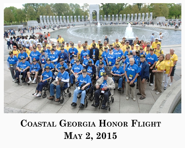 Honor Flight 2015