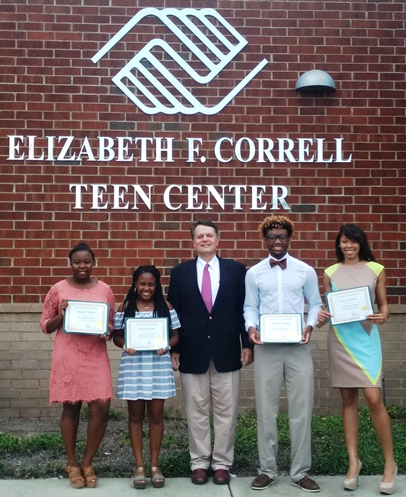 Correll Scholars Program Awards Local Graduates