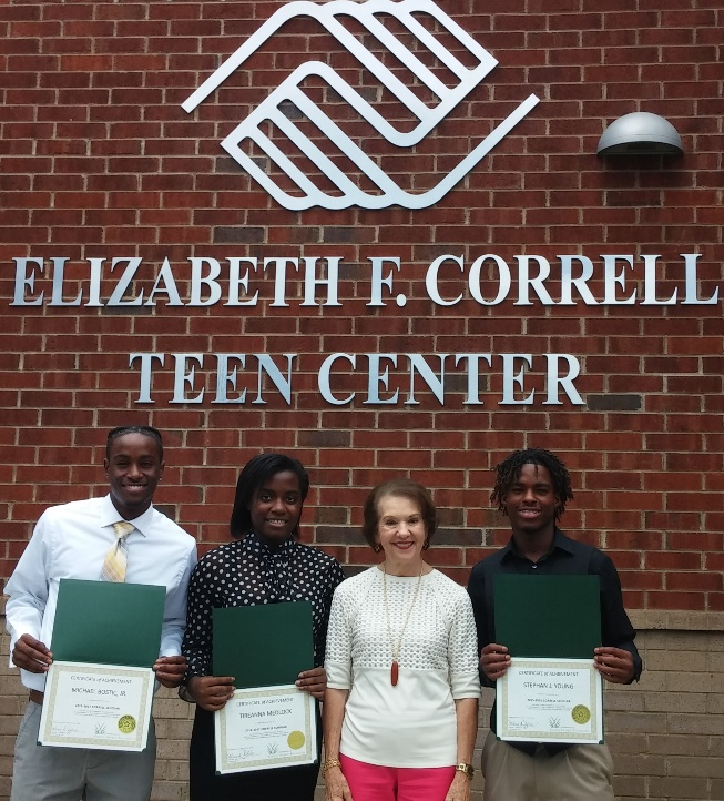 Correll Scholars2016 2017forweb